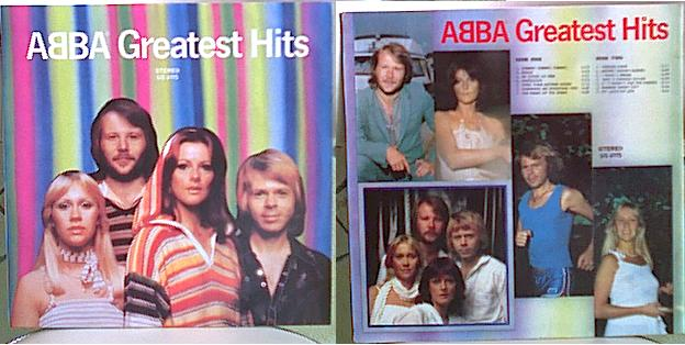 Abba-Rainbow Sleeve Singapore