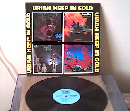 Uriah Heep In Gold Thailand